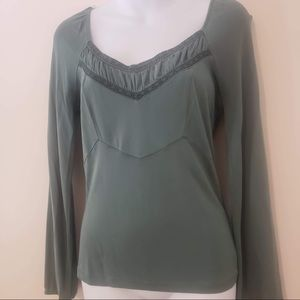 Lux 100% Silk Blouse